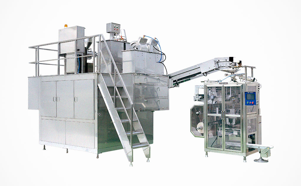 Shirataki Noodles production system
